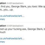 Alec Baldwin Explains His Latest Twitter Rant, Apologizes For Using 'Queen' Slur