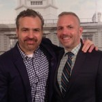 Michelangelo Signorile Gets Hitched At NY City Hall