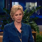 Jane Lynch Remembers Cory Monteith on 'The Tonight Show': VIDEO