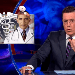 Colbert Skewers FreedomWorks, Who Told Young People To Burn Their Nonexistent Obamacare Cards – VIDEO