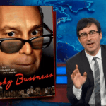 The Daily Show's John Oliver Gets Frisky With The City Of New York- VIDEO
