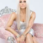Gina Gershon as Donatella Versace: PHOTO