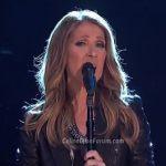 Celine Dion Loves Jimmy Kimmel Back to Life: VIDEO