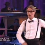 Bill Nye Geeks Out in First 'Dancing with the Stars' Routine: VIDEO