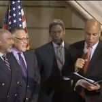 Senator-Elect Cory Booker Marries 7 Gay Couples as Marriage Equality Begins in NJ: VIDEO