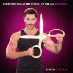 Jack Mackenroth Launches 'HIV Equal' Campaign Aimed At Ending HIV Stigma: VIDEO