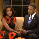 SNL Mocks Lack of Black Female Cast Members in Opening Kerry Washington Skit: VIDEO
