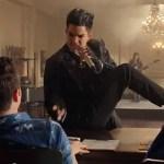 Adam Lambert Previews 'Glee' Performance of 'Marry the Night': VIDEO