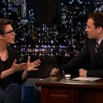 Rachel Maddow Blows Jimmy Fallon's Mind with the Fact That People Can Still Be Fired for Being Gay: VIDEO