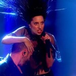 Lady Gaga Performs 'Do What U Want' and 'Venus' on Graham Norton: VIDEO