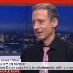 Activist Peter Tatchell Talks to BBC About Tom Daley's Coming Out, Hits the IOC While Doing So: VIDEO