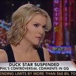 Megyn Kelly Panelists Outraged at 'Duck Dynasty' Star's Suspension Over Anti-Gay Remarks: VIDEO