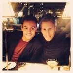 Tom Daley Posts First Photo with Boyfriend Dustin Lance Black to Instagram