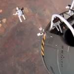 See Beautiful First-Person Footage Of Felix Baumgartner's Space Fall To Earth: VIDEO