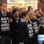 Police Arrest 44 LGBT Activists in Protest at Idaho Senate Chamber: VIDEO