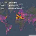 These are the Most Photographed Places in the World