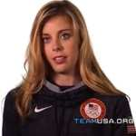 Figure Skater Ashley Wagner Arrives in Sochi, Immediately Touts Support for Equality
