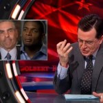 Stephen Colbert Can't Believe the NFL Might Be Sullied with a Gay Player: VIDEO