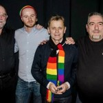 Mikhail Baryshnikov Shows His Pride with LGBT Activists