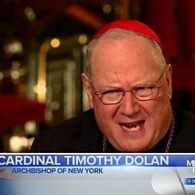 Cardinal Dolan on 'Meet the Press': Pope is Not for Civil Unions, and It Would Make Me Uncomfortable — VIDEO