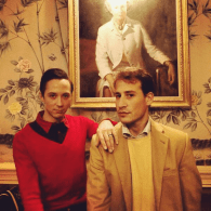 Johnny Weir Splits with Husband Victor Voronov