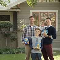 Honey Maid Graham Crackers Celebrates 'Wholesome' Gay and Interracial Families in New Ad: VIDEO