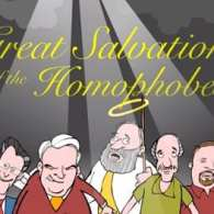Anti-Gay American Evangelicals Depicted as the Hateful Cartoon Characters They Are: VIDEO