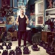 Macklemore Gets Signature Air Jordan Sneaker