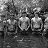 Royal Marines 'Go Commando' For Charity Calendar: PHOTOS