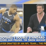 Fox News and Donald Trump Upset that People Can't Say Anti-Gay Things About Michael Sam: VIDEO