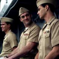 A Gay Secret is Discovered in New Clip from Military Drama 'Burning Blue': VIDEO
