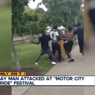 Teen Arrested in Connection With Beating of Gay Man at Detroit's Gay Pride Festival