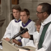 Transgender Priest is First to Preach at National Cathedral: VIDEO