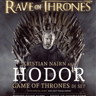 Gay 'Game of Thrones' Actor Kristian Nairn (Hodor) Announces 'Rave of Thrones' DJ Tour