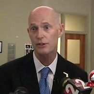 Florida Governor Rick Scott Gives Whackadoodle Answer When Asked About Gay Marriage: VIDEO