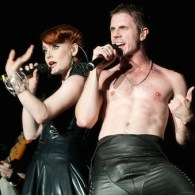 Gay Iconography: Scissor Sisters' Jake Shears Is A Cut Above