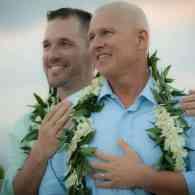L.A. City Councilman Mike Bonin Marries Partner Sean Arian