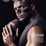 Michael Sam Covers OUT Magazine: PHOTO