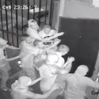 Neo-Nazis Attack Ukrainian Gay Club: VIDEO