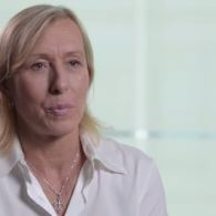 Tennis Legend Martina Navratilova Shares Her Coming Out Story With HSBC NOW: VIDEO