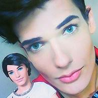 'Human Ken Doll' Plans On Releasing Meta-Dolls Of Himself