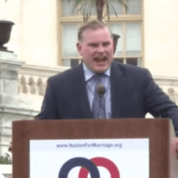 Brian Brown Claims That NOM's Pathetic Boycott Has Impacted Starbucks' Business: LISTEN