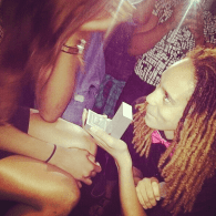 Brittney Griner Proposes to Girlfriend and Fellow WNBA Star Glory Johnson
