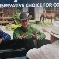 Texas Congressional Candidate's Horse-Hung Supporter Sires Increased Interest In Campaign