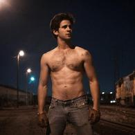 Gossip Girl's Connor Paolo is Shirtless, Hairy, and In-Training for New Secret Project: PHOTO