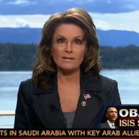 Sarah Palin: 'I Owe America A Global Apology' For Costing John McCain the 2008 Election: VIDEO