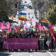 After A Four Year Absence, Gay Pride Returns To Serbia
