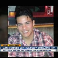 San Diego Man Charged With Willfully Exposing Boyfriend To HIV – VIDEO