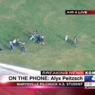 At Least 2 Students Injured in Seattle-Area High School Shooting: VIDEO