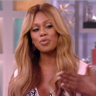 Laverne Cox Talks New Show, Jenji Kohan, and 'Telling the T' on 'The View': VIDEO